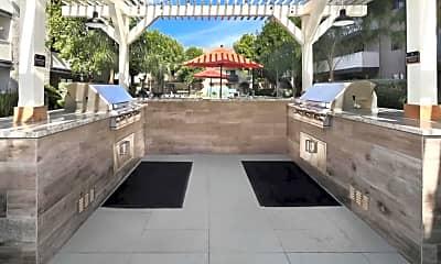 Patio / Deck, Haven at Warner Center, 1