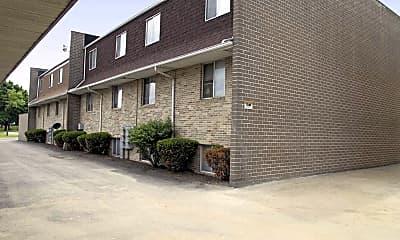 Building, Oak Glen Apartments, 1