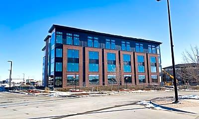 Building, 1335 SW Merchant St, 1
