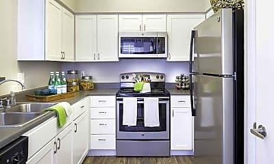 Kitchen, The Brixton Apartments, 0