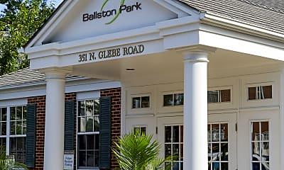 Ballston Park Apartments, 0