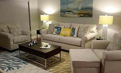 Living Room, 4572 Andover Way C105, 0