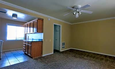 Living Room, 3505 Artesia Blvd, 1