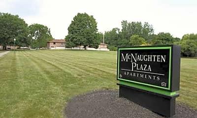 Community Signage, McNaughten Plaza, 0