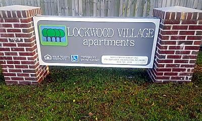 Lockwood Village Apartments, 1