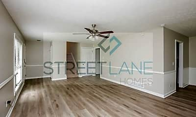 Living Room, 3434 Joel Ct, 1