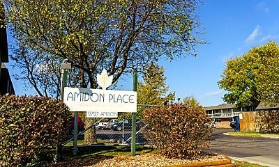 Community Signage, 2727 N Amidon Ave, 110, 2