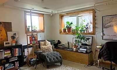 Living Room, 515 South Blvd, 1