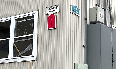 Westport Homes/Mount Winans Homes, 1