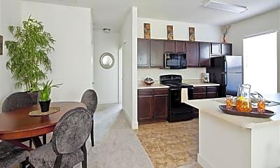 Dining Room, Terrell Homes, 2