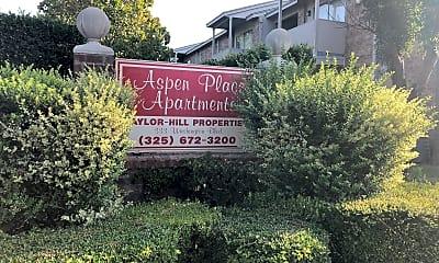 Aspen Place, 1