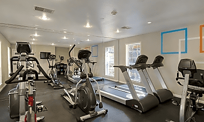 Fitness Weight Room, 4601 E NASA Pkwy, 2