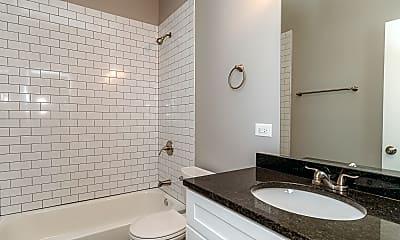 Bathroom, 2400 S Troy St 2M, 2