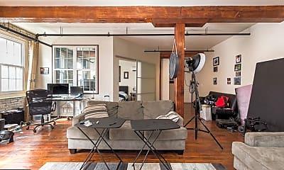 Living Room, 1719 N 5th St 2, 1