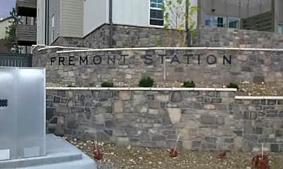 Fremont Station, 1