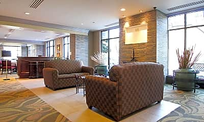 Foyer, Entryway, American Business Class Apartments, 2
