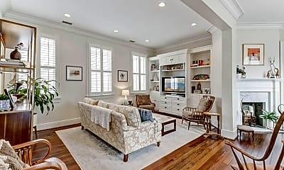 Living Room, 132 Queen St, 0