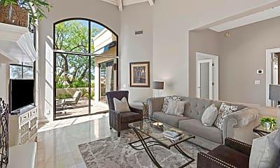 Living Room, 13495 E Charter Oak Dr, 1