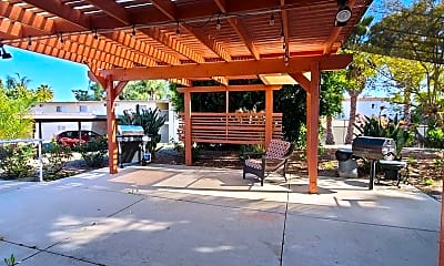 Patio / Deck, 1626 N Santa Fe Ave, 2