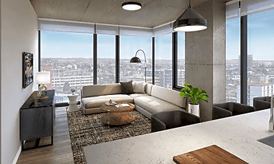Living Room, 120 21st Ave N, 1