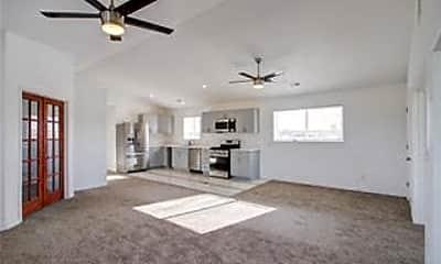 Living Room, 6634 Julian St, 1