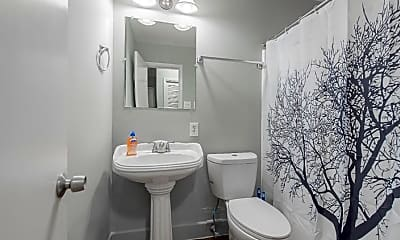 Bathroom, Room for Rent -  near downtown Adamsville, 1