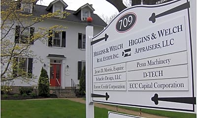 Community Signage, 709 Bethlehem Pike F, 0