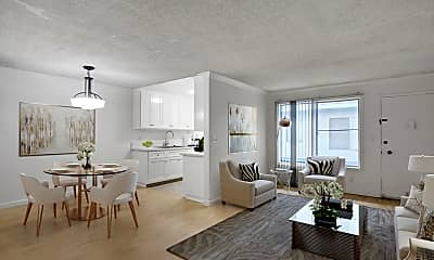 Living Room, 440 Raymond Ave, 0