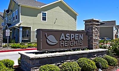 Community Signage, Aspen Heights Corpus Christi, 2