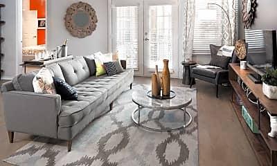 Living Room, Alesio Urban Center, 1