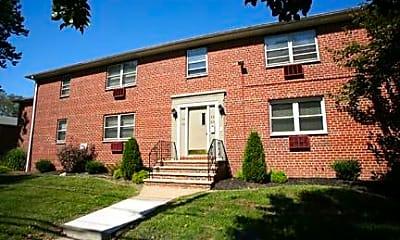 Building, Plainfield Village & Norwood Garden Apartments, 0