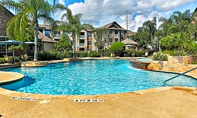 Pool, Advenir at Stone Park, 0