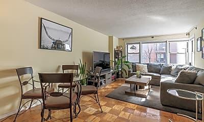 Living Room, 77 E 12th St 3-H, 0
