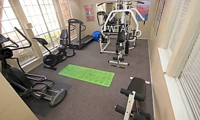 Fitness Weight Room, 1110 Vista Valet, 2