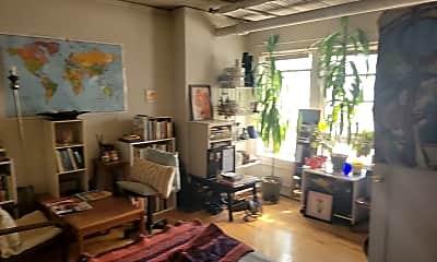 Bedroom, 1303 N Cass St, 0