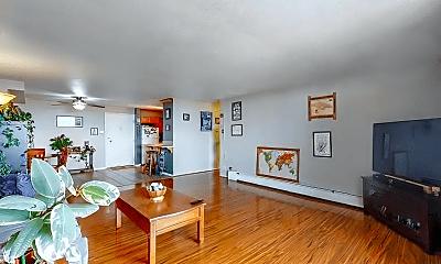 Living Room, 1029 E 8th Ave, 1