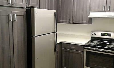 Kitchen, Glen Park at West Campus, 1