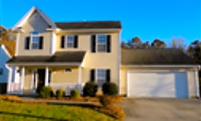 Building, 2661 Wynbrook Drive, 1