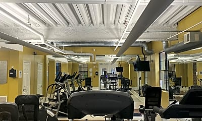 Fitness Weight Room, 911 N Orange Ave, 2