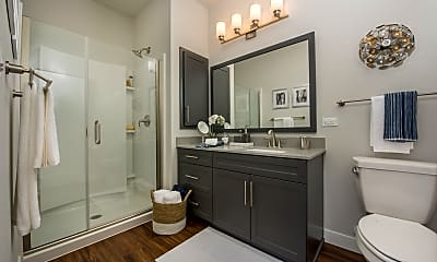 Bathroom, State Street Station, 1