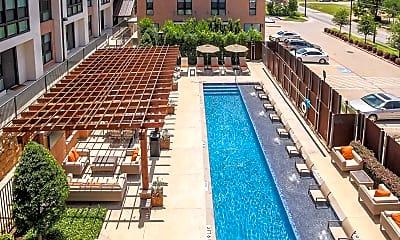 Pool, Loft + Row, 0