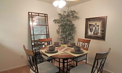 Dining Room, Mountain View, 1