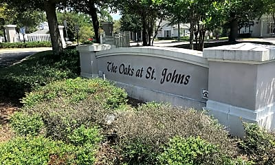 Oaks At St Johns Apartments, The, 1