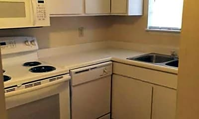 Kitchen, Lakewood Lodge, 2