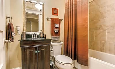 Bathroom, 209 N Geary Ave, 2
