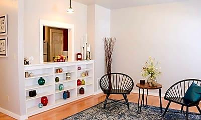 Living Room, Girard Court, 0