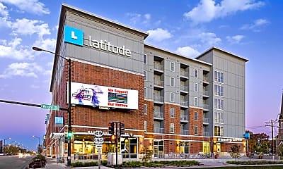 Building, Latitude, 0