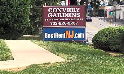 Convery Gardens, 1