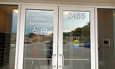 Mlk Crossing Senior Apartments, 1