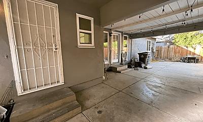 Patio / Deck, 2092 W Monterey Ave, 2